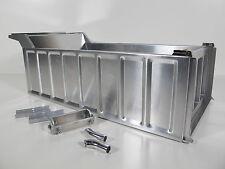 New Custom Aluminum Dump Bed Conversion Kit for Tamiya 1/14 RC King Grand Hauler