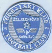 FK Fudbalski Klub Zeljeznicar Bosnia and Herzegovina Football Soccer Badge Patch