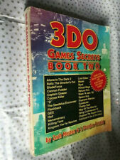 3DO GAME SECRETS Guide Book Two CHEATS CODES PASSWORDS
