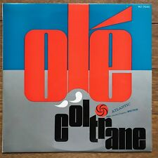 John Coltrane Olé Japan LP Victor MJ-7040