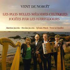 CD Yvon Le Quellec & Les harpadours : Les plus belles mélodies celtiques