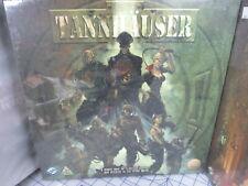 Tannhauser tactical Board Game 2005 Fantasy Flight Games FFG Free USA Ship New