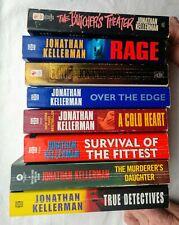 8PB-Jonathan Kellerman books