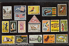 Hobbies Postcard - African Stamps - Greetings From The Stamp Show  V1123