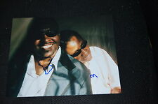 Amadou & MARIAM Signed Autograph In Person 20x25 cm time that SOCH which rotates