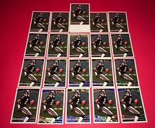Lot of (100)1993 Topps Black Gold Dion Sanders #35 Football Cards NM-MT
