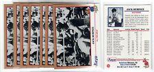 1X JACK DEMPSEY 1991 Kayo #125 Lots Available WBA WBC WBO IBF Boxing