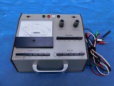 Heathkit Model IT-121 FET / Transistor Tester