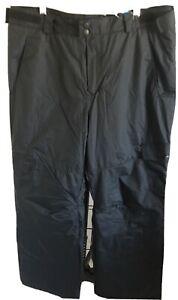 Columbia Mens Snow Gun Waterproof Insulated Pant. XL/TG