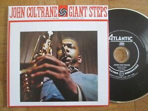 John Coltrane – Giant Steps - CD LP Style - Atlantic/Rhino 2014