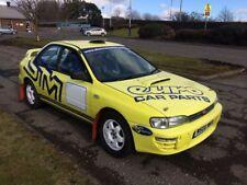 Subaru Impreza WRX STI Type RA Rally Car