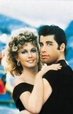 """Grease Art No Text John Travolta Poster 16""""x24"""""""