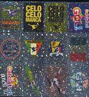 figurine Calciatori PANINI GOL! 2016-2017 set completo 12 sticker pianeti stelle