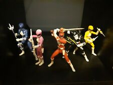 S.H. Figuarts Mighty Morphin Power Rangers lot of 5
