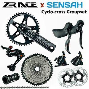 SENSAH SRX PRO 1x11Speed Road Groupset For Gravel-bikes Cyclo-Cross 11S Kit