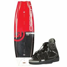 New O'Brien System 135cm Wakeboard with 5-8 Clutch Bindings - 2180194
