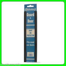 Black Car Door Edge Protectors [GD4212] Pack of 2 Flexible Door Guards