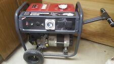 Portable Generator 3500 Watts Briggs & Stratton
