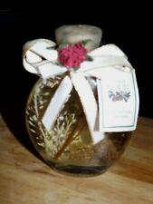Vtg Body Beaute bath and body infused bath oil 8 oz (Nwt)