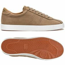 Superga Scarpe Sneakers Uomo Donna 2843-NUBUCKU Tennis sport Basso