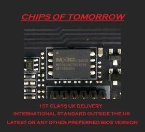 """BIOS EFI FIRMWARE CHIP - APPLE MACBOOK AIR 13"""" A1466 2015 LOGIC BOARD- 820-00165"""