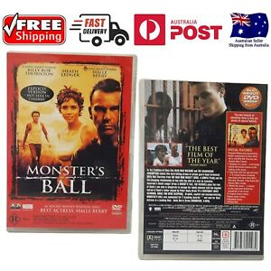 Monster's Ball (DVD, 2002) FREE POSTAGE LIKE NEW FREE SHIPPING