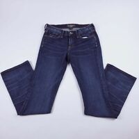 Lucky Brand Womens Sweet N Low Bootcut Blue Jeans Size 6/28 Mid Rise Flare