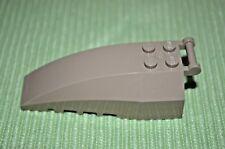 (1) 4x8 Dark Tan Solid Canopy Brick ~ Lego ~ NEW ~ Star Wars