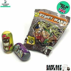 Street Beanz Jumping Beans Novelty Joke Kids Gift 2 Per Pack