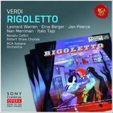 Verdi: Rigoletto, New Music