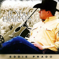 NEW CD Eddie Prano: If You Believe