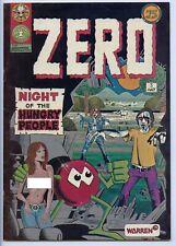 ZERO #3  - Comix - 1st printing