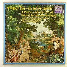 """12"""" LP - Johann Pachelbel - Die Vier Jahreszeiten  - T3110"""