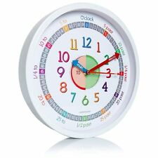 Children & Infants Analogue Plastic Wall Clocks
