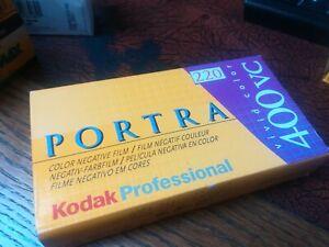 Kodak portra 400vc  220