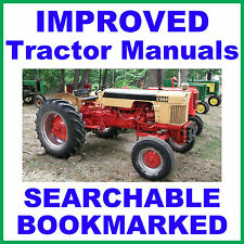 Case 730 830 930 FACTORY SERVICE MANUAL & SHOP MANUAL -2- MANUALS 723 PAGES CD