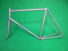 Stratos NJS Keirin Frame Set Track Bike Fixed Gear Single Speed 55.5cm