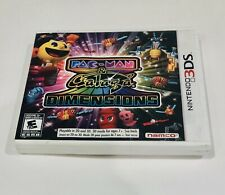 Pac-Man & And Galaga Dimensions Nintendo 3DS Complete Works Great - Ships Fast