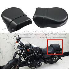 Rear Passenger Seat Pillion Cushion For Harley Sportster Iron 883 Nightster 1200