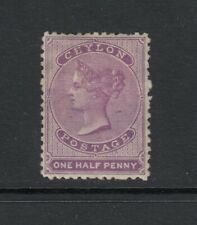Ceylon Sc 45b, MHR