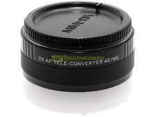 Minolta AF moltiplicatore di focale 2x Photoco, compatibile con Sony Alpha.