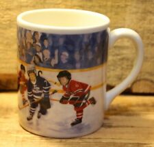 Limited Editon # 002 Tim Hortons Hockey Winning Goal Coffee Mug +