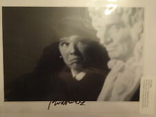 SIGNED ROD ARGENT 8x10 ZOMBIES KEYBOARD PLAYER AND SONGWRITER