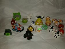 Angry Birds Mini Figure Lot Star Wars Car