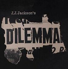 J.J. Jackson - J.J. Jackson's Dilemma (NEW CD)