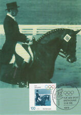 Neckermann J. 100 J. Olympische Spiele    Maxik.  BRD 1996