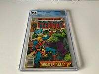 ETERNALS 15 CGC 9.6 WHITE PAGES HULK APPEARANCE IKARIS COVER MARVEL COMICS 1977