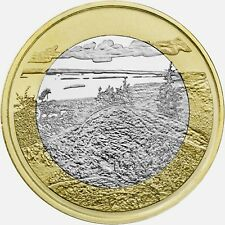 Finlandia  5€ 2018  Paesaggi finlandesi  Koli  FDC