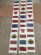 IGT Used S-Plus slot machine SAILING SHIP? - REEL STRIPS