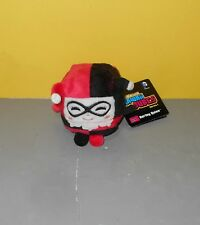 "NEW WishFactory Kawaii Cubes Series DC Batman Harley Quinn - Mini 2.5"" Plush"